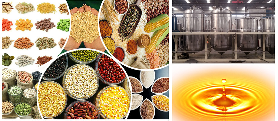 LD new condition oil mill price, soya processing plant, soya flakes processing machine