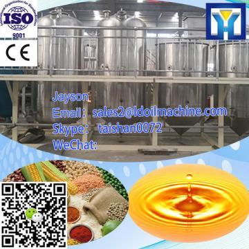 ISO 9001 soybean coconut oil extract machine refining production line