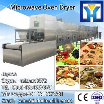 Jinan microwave microwave drying machine for talcum powder