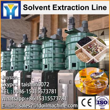 castor oil production equipment