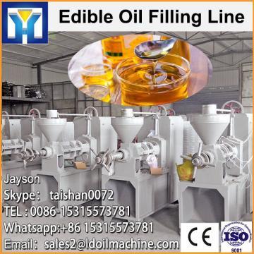 castor oil portable refinery machine