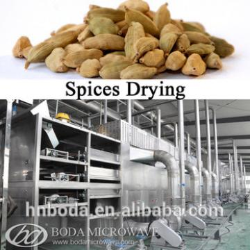 Cardamom Spices drying machine