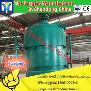 Muti-fuction crude oil machinery groundnut oil refining plant