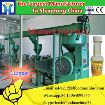Hot selling industrial anise flavoring machine with low price