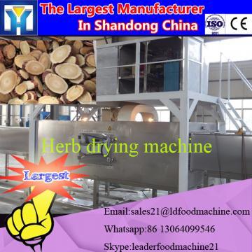 Tunnel type industrial microwave Pimento dryer machine