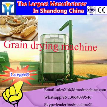 batch type microwave vacuum dried fruit machine