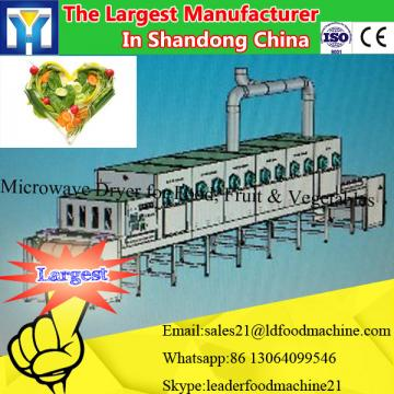 Industrial Continuous Microwave Soybean drying machine