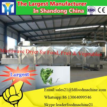 Industrial onion drying machine/microwave dryer machine