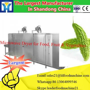 High efficiency microwave drying machine for egg white and yolk