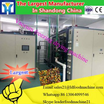 60KW microwave herbs powder sterilizing machine