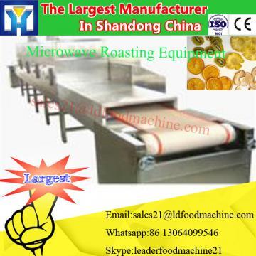 dried potato powder microwave drying machine