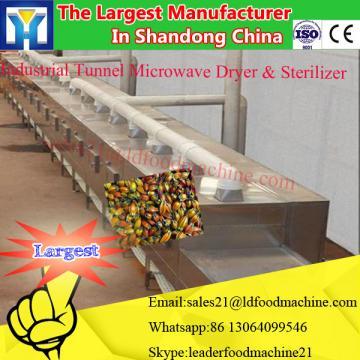 Advanced industrial microwave silicon carbide powder/slurry dryer
