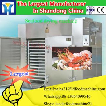 batch type vacuum industrial microwave oven