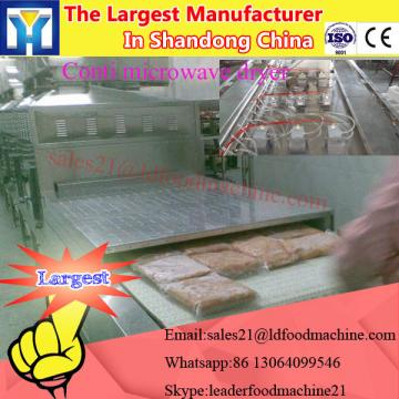 Good effect microwave clove fast clean drying equipment