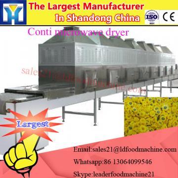 Industrial microwave calcium carbonate dryer/ microwave lime dryer