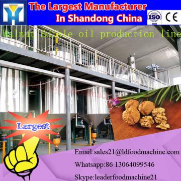 Full automatic crude peanut oil refining machine with low consumption