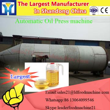Hot oil press maize germ oil refinery production equipment