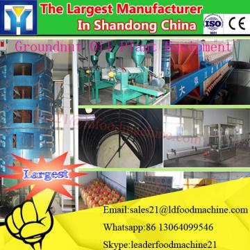 Full automatic crude mustard seed oil refining machine with low consumption