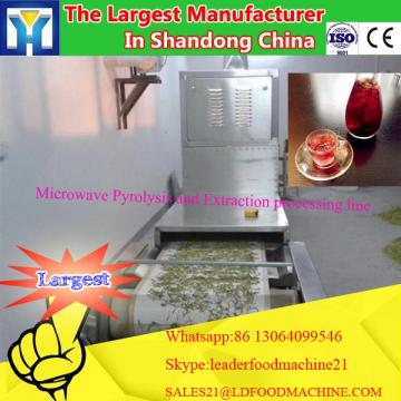 Microwave medicinal powder Pyrolysis and Extraction processing line