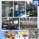 Full automatic crude sunflower seed oil refinery plant with low consumption