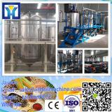 2014 Newest technology! crude flaxseed oil refinery plants with stainless steel
