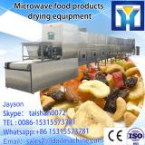 shrimp/seafood continuous tunnel drying and sterilizing machine