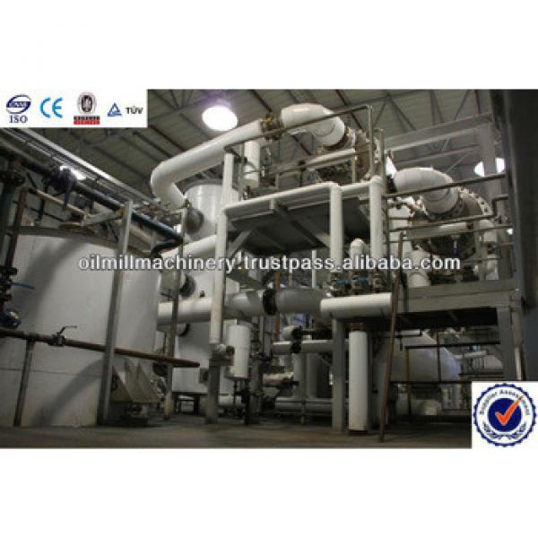Professional supplier of large scale palm oil refinery plant #5 image