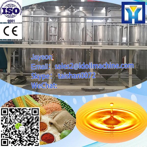 Qi'e advanced hydraulic vegetable oil press machine, hydraulic food oil press, small hydraulic press machine #2 image