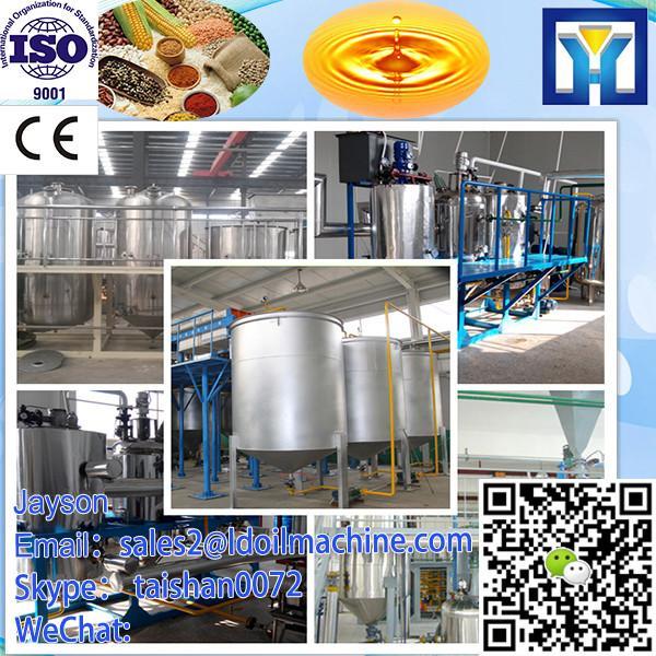 hydraulic cocoa bean oil press machine, small cocoa bean oil press machine #4 image