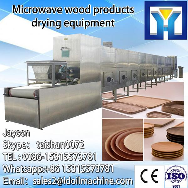 Conveyor belt microwave drying and cooking machine for prawns #4 image