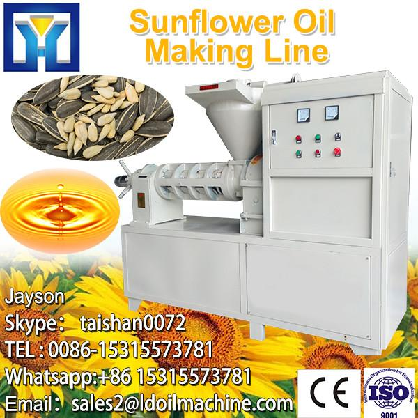 Dinter 30TPD refined sunflower cooking oil plant #2 image