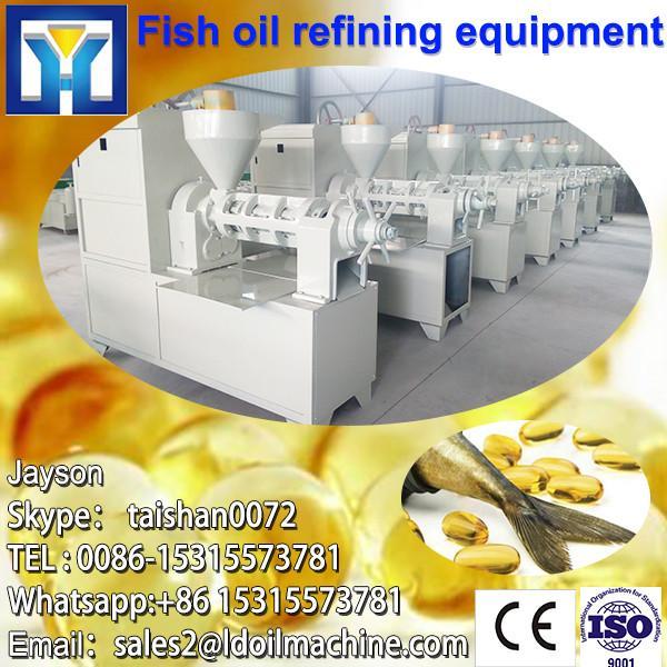 New design machine for Crude palm oil refinery machine #1 image