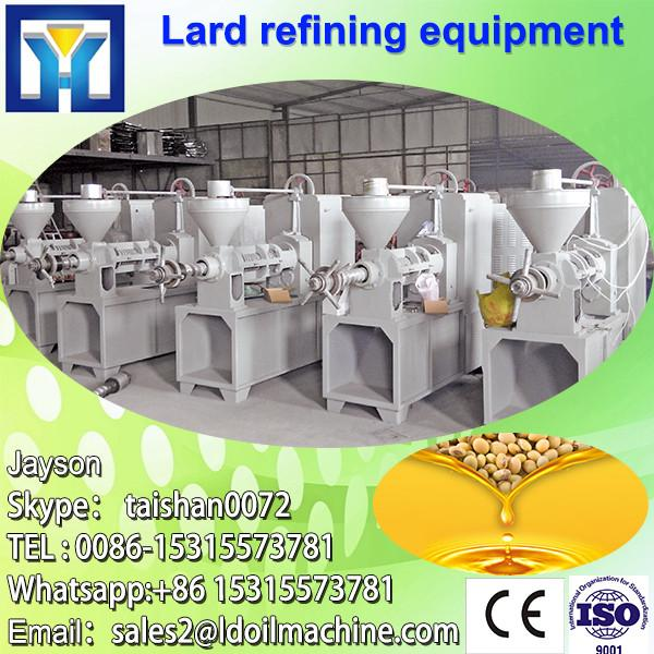 high quality small palm oil refinery machine for sale #2 image