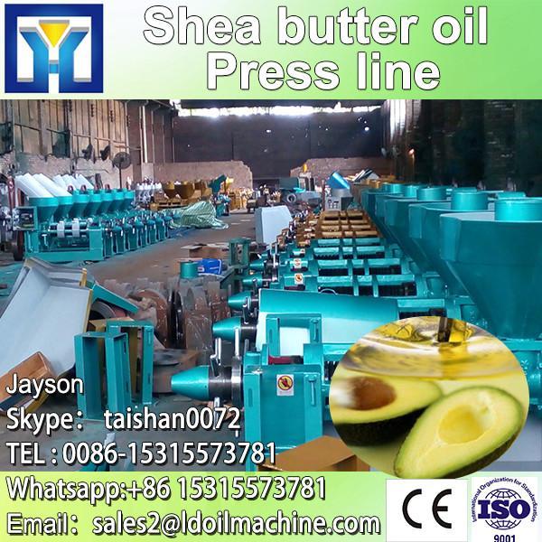 mini crude peanut oil refining machinery prodcuction line #1 image