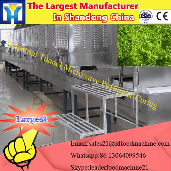 Efficient CE & ISO approved Vacuum freeze dryer with LCD display dryer machine sale for food vegetable fruit #2 image