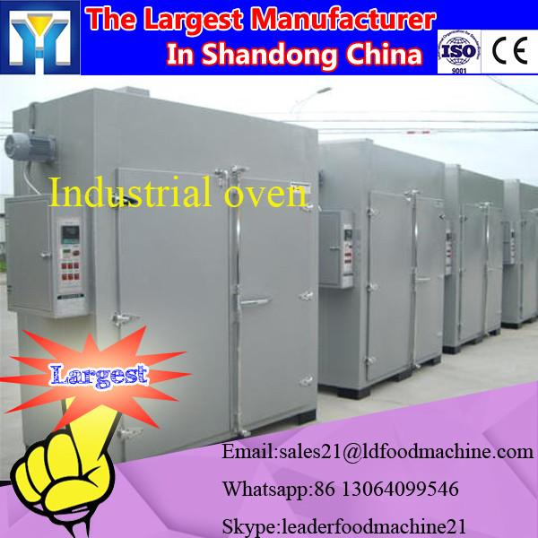 300 kg batch type dehydrated fruits and vegetable dryer cabinet #3 image