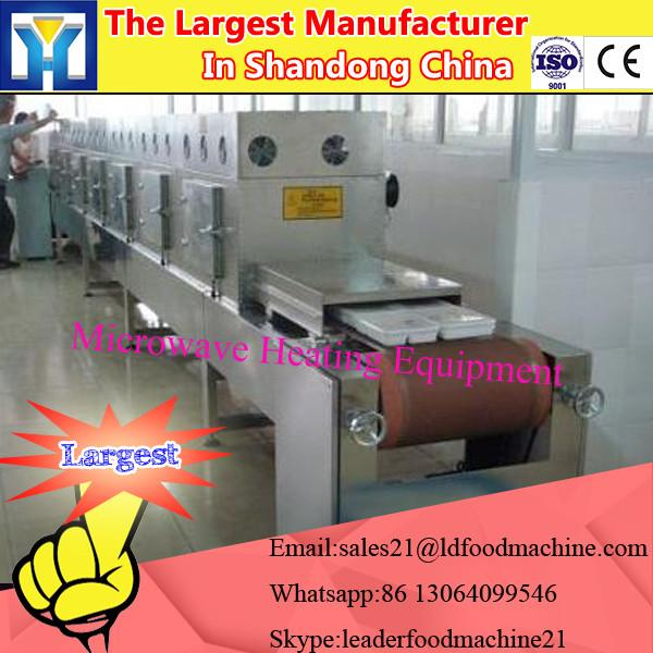 Industrial Microwave dryer for tomato powder / tomato powder drying machine #2 image