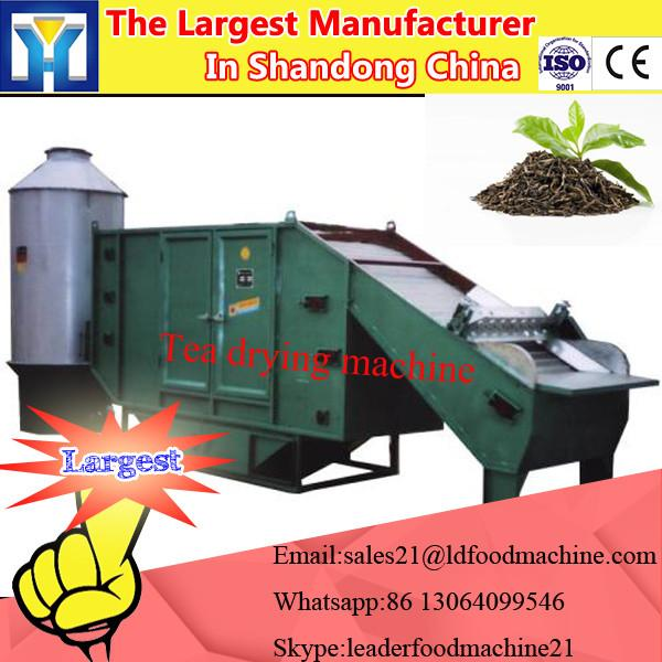 high effective microwave herbs powder drying and sterilizing equipment #3 image