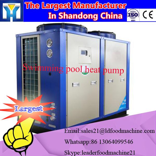 good price and effective chemical products water cooled microwave dryer for chemical products #1 image