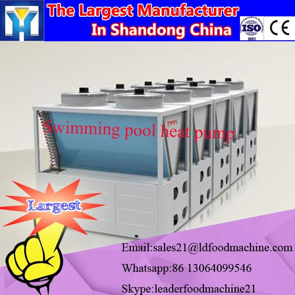 Effective microwave fast drying equipment for sodium silicate perlite insulation board #1 image