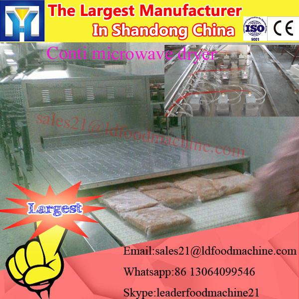 activated carbon Batch Industrial Microwave Sterilizer Oven #1 image