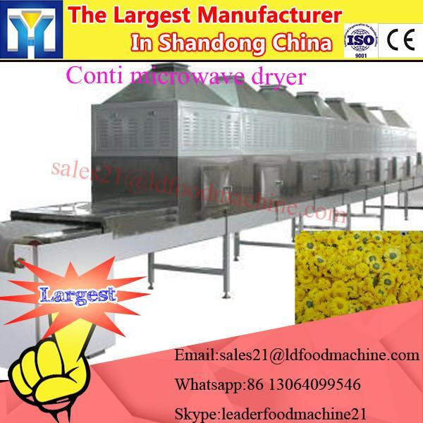 SiC microwave dryer/silicon carbide powder/slurry microwave dryer #1 image