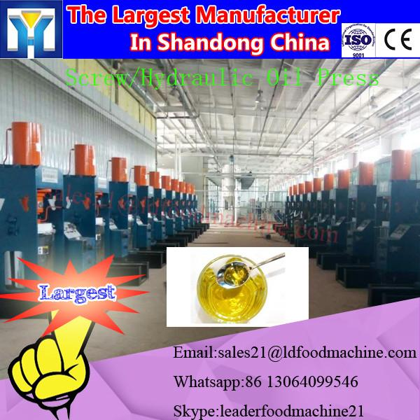 small capacity 50kg to 100kg per hour /cold and hot oil press machine with generator #2 image