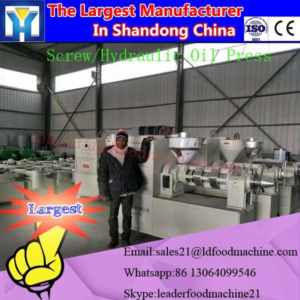 3TPD automatic cold press coconut mini oil mill plant for copra oil #2 image
