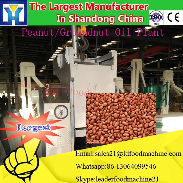 LD'E good manufacturer with experiences of crude palm oil/mini oil refinery machine #1 image