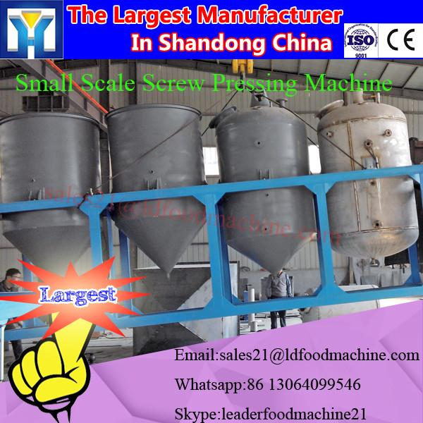 small cocoa bean oil press machine cocoa butter extraction machine #2 image