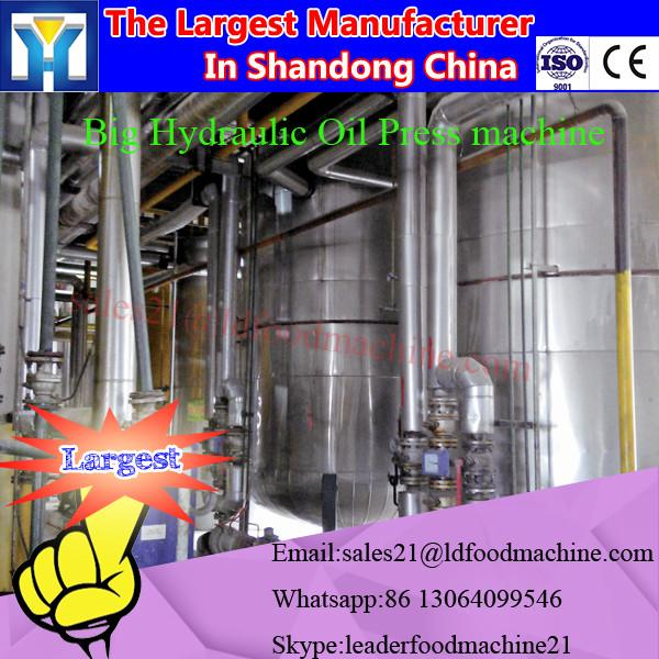300 TPD machine low investment hydraulic oil press machine with ISO9001:2000,BV,CE #1 image