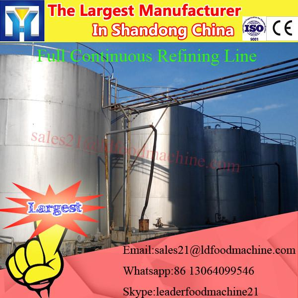 20TPD oil Refinery/Cooking oil refining plant/Edible oil production line #1 image