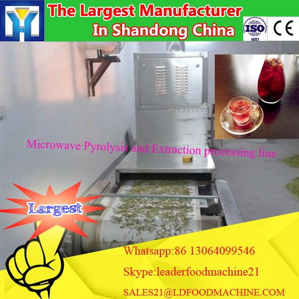 Microwave Active ingredient Pyrolysis and Extraction processing line #1 image