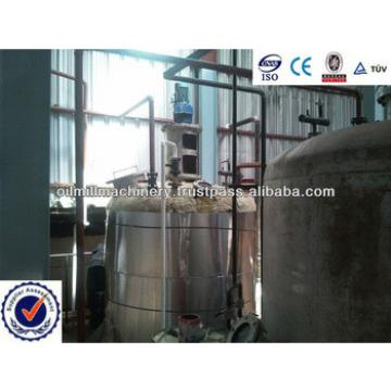 New design machine for Crude palm oil refinery machine